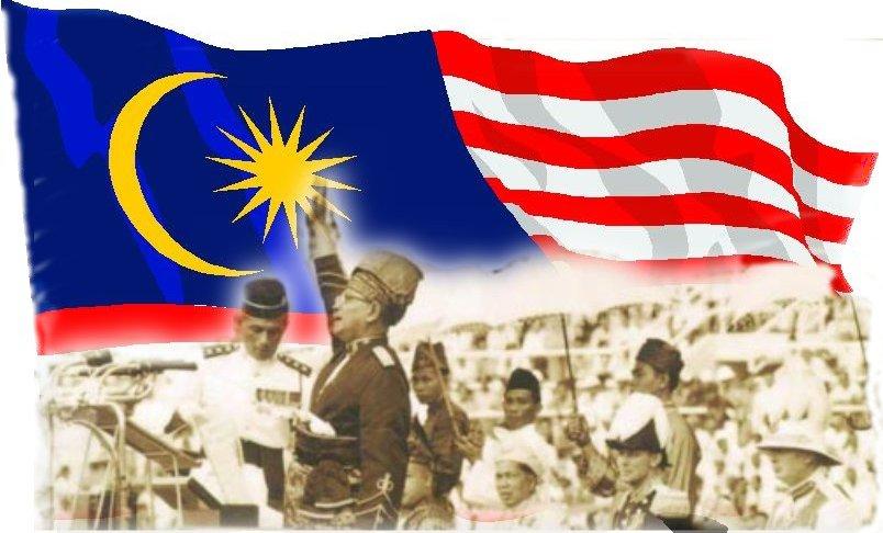 Kemerdekaan itu tidak datang berguling…