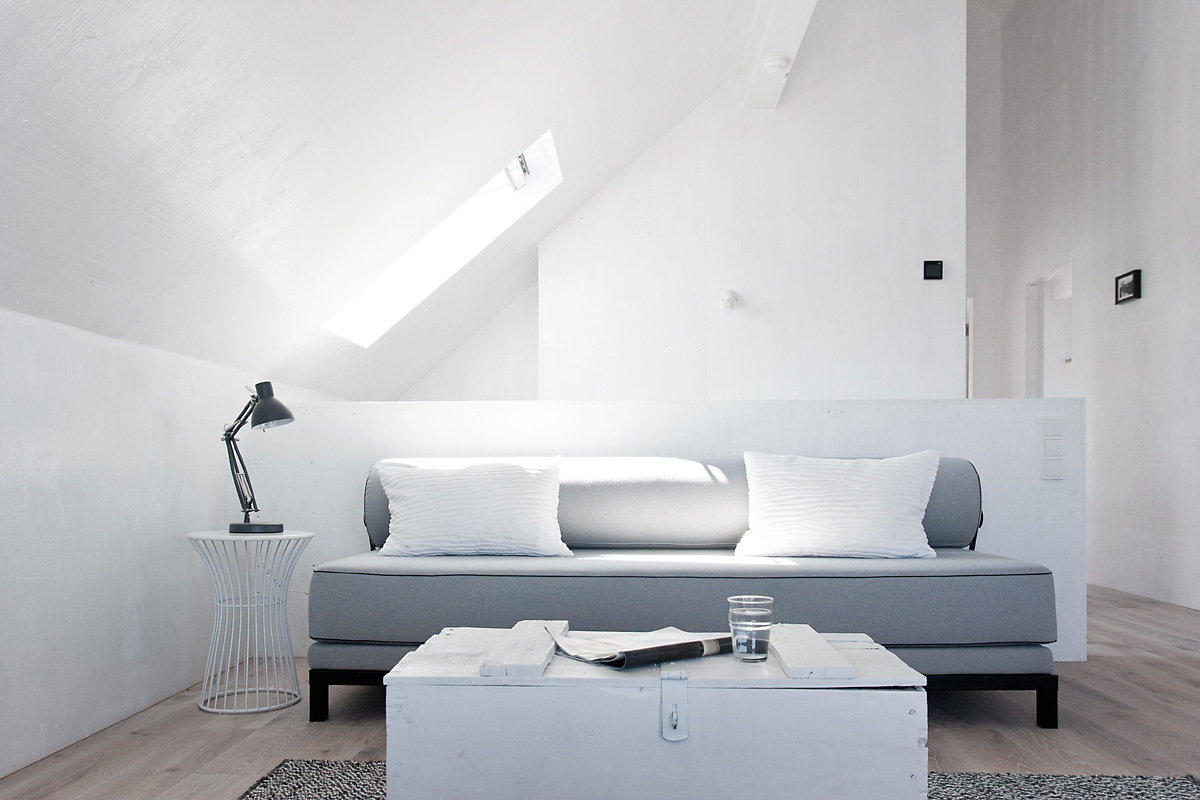 hideaway, дом на пляже, скандинавский стиль, минимализм