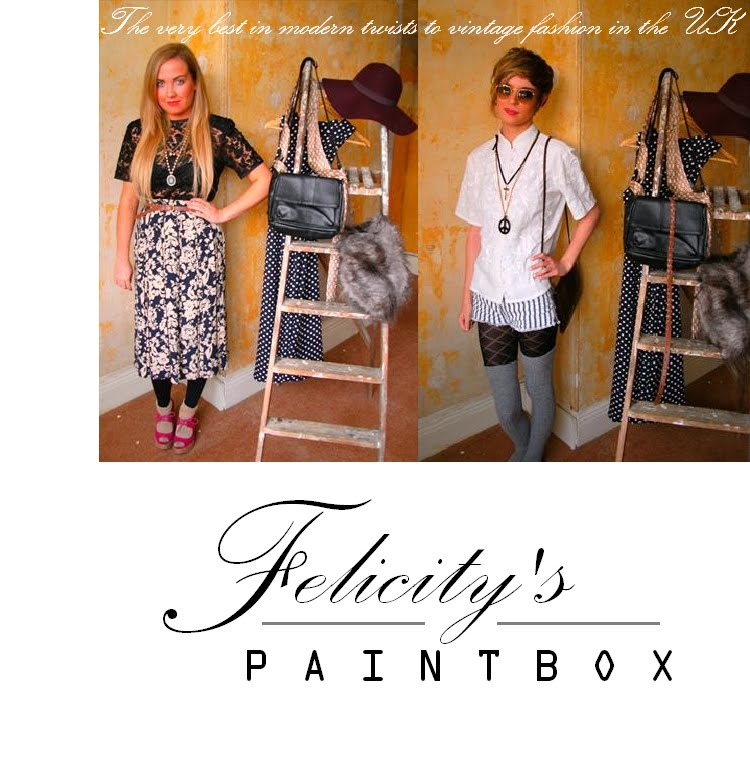 Felicity's Paintbox Vintage