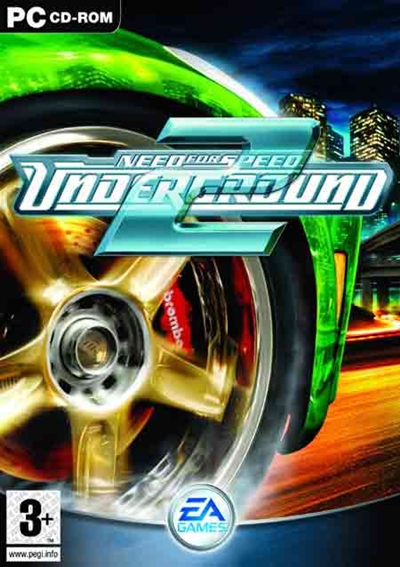 Need for Speed Underground 2 PC Full Español Descargar DVD5