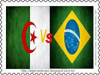 Argélia e Brasil