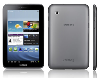 Spesifikasi Samsung Galaxy Tab 2