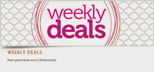 Weekly deals specials from Zena Kennedy independent Stampin Up demonstrator