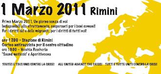 Scarica e diffondi i materiali per il 1 marzo 2011 @Rimini