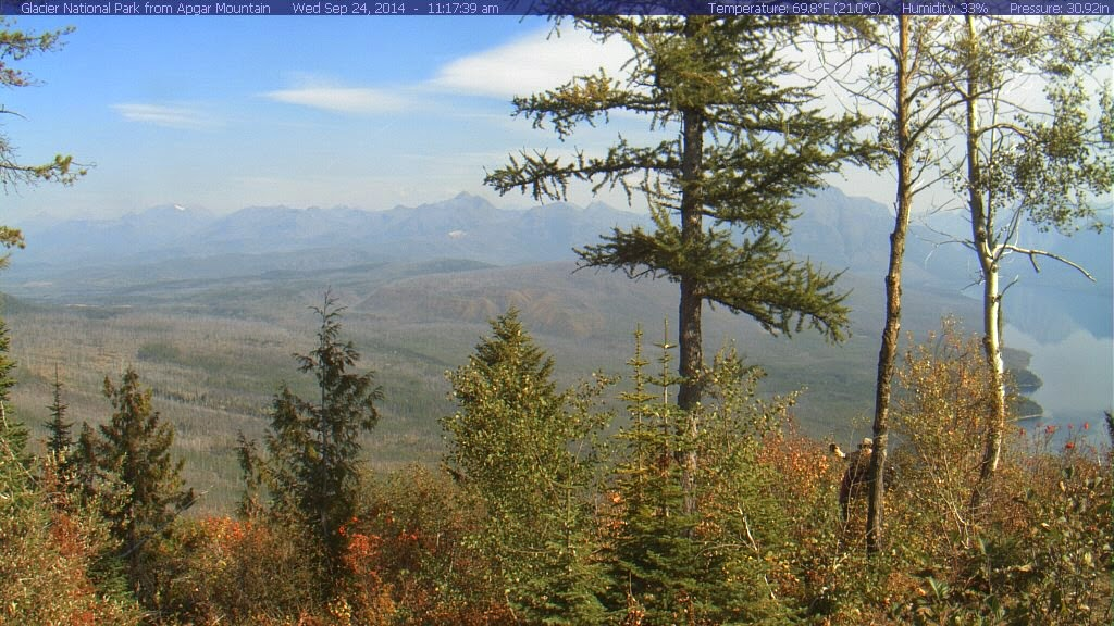 Apgar Lookout Webcam  | Fall Foliage Tours | National Park Service  | Belinda Lee Designs | Personalized Keepsake Gifts