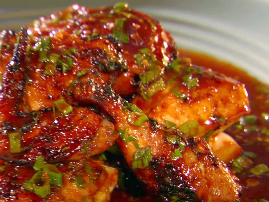 Healthy Low Fat Chicken Recipe - Andy's Famous Chicken