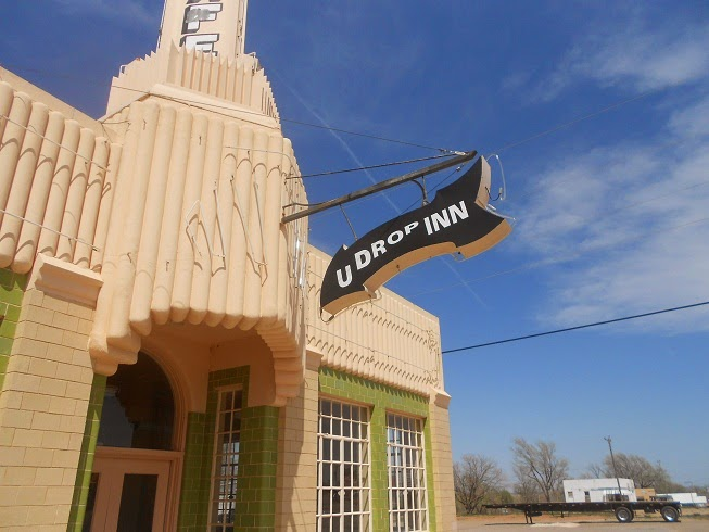 shamrock texas route 66