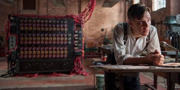 Benedict Cumberbatch em O JOGO DA IMITAÇÃO (The Imitation Game)