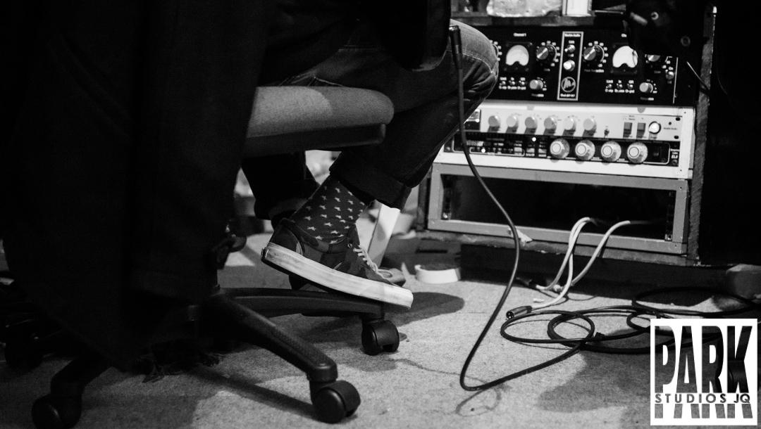 Birmingham recording studio Park Studios JQ | Outboard gear