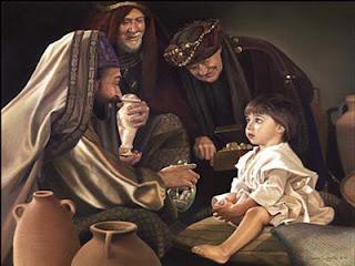 Yesus Kecil Lucu