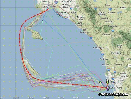Uncontrollable Urge San Diego Tragedy Map