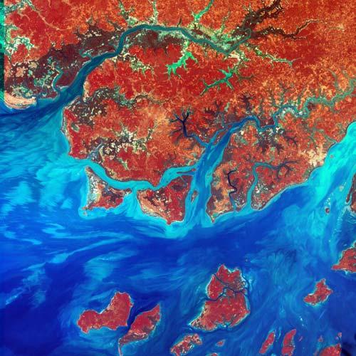 Republik Guinea-Bissau, Afrika Barat