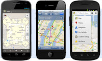 Download Free Google Maps for iPhone, Download Google Maps from iTunes