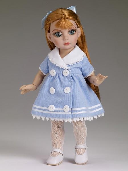"""12/"""" FR~Dynamite Girls Pink Floral Lace Fishnet Hose Only~No Dressed Doll~LE 600"""