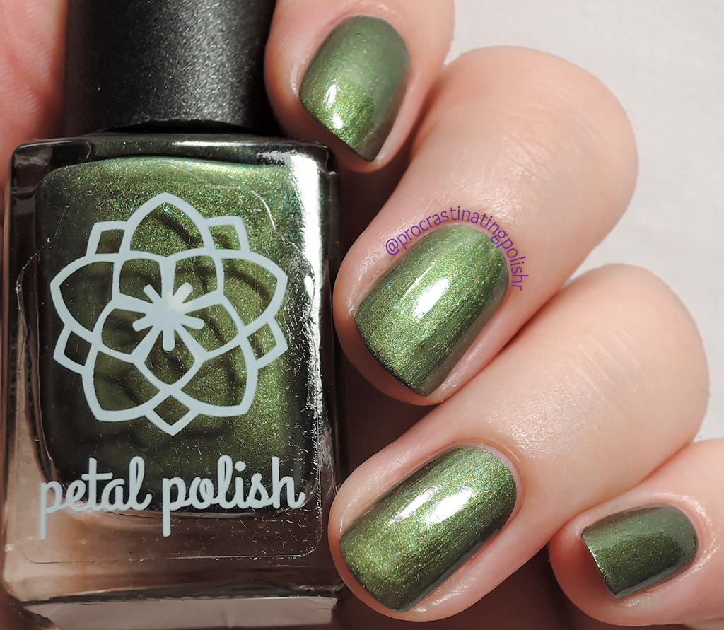 Petal Polish - Cypress