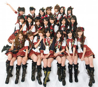Video Clip Dan Lyric AKB48 – Heavy Rotation