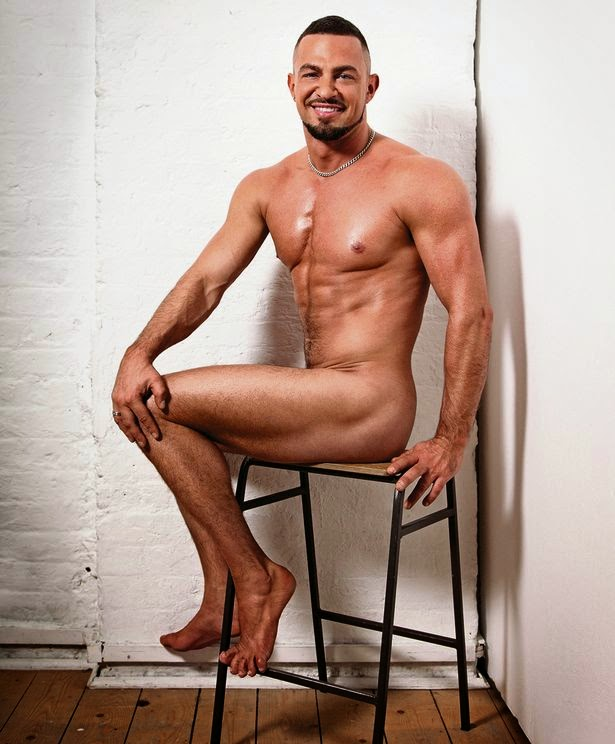 Robin Windsor naked