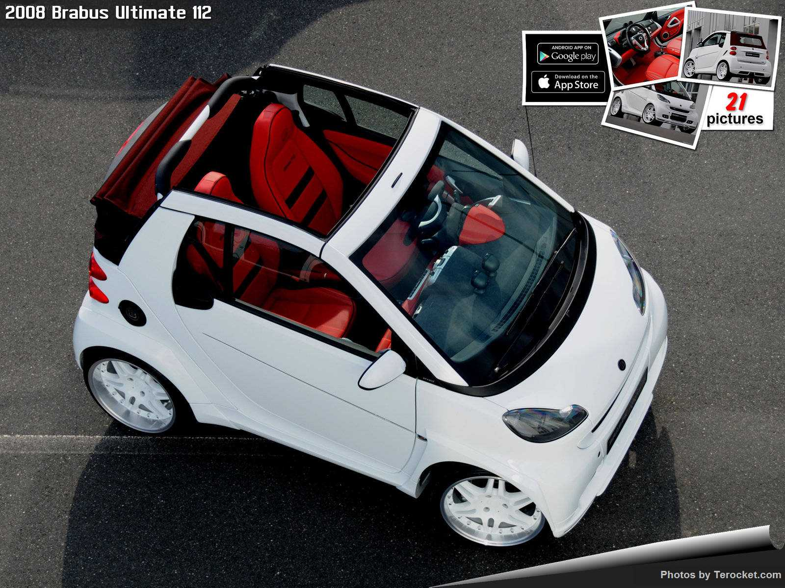 Hình ảnh xe ô tô Brabus Ultimate 112 2008 & nội ngoại thất