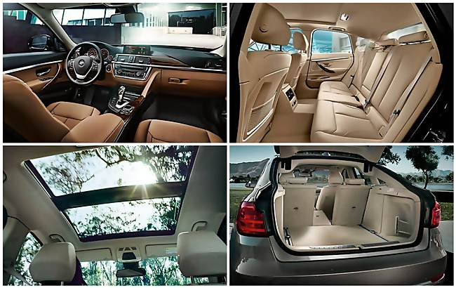 2016 BMW 3-Series Gran Turismo Redesign