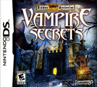 Hidden Mysteries: Vampire Secrets &#8211; NDS