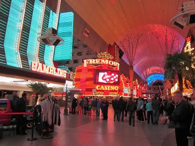 Las Vegas: Fremont street experience