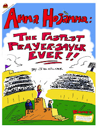 Anna Hosanna: The Fastest Prayer-Sayer Ever!