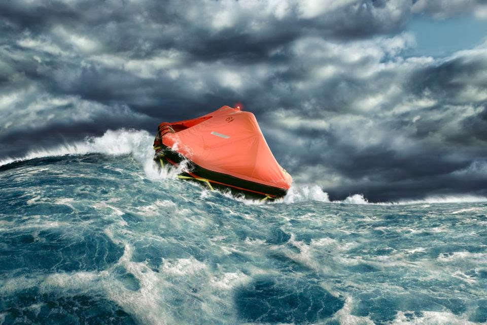 Windtraveler: Your Life Raft Might Not Save Your Life...