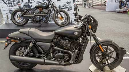 review Harley Davidson Street 500