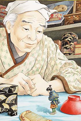Cerita Rakyat Jepang