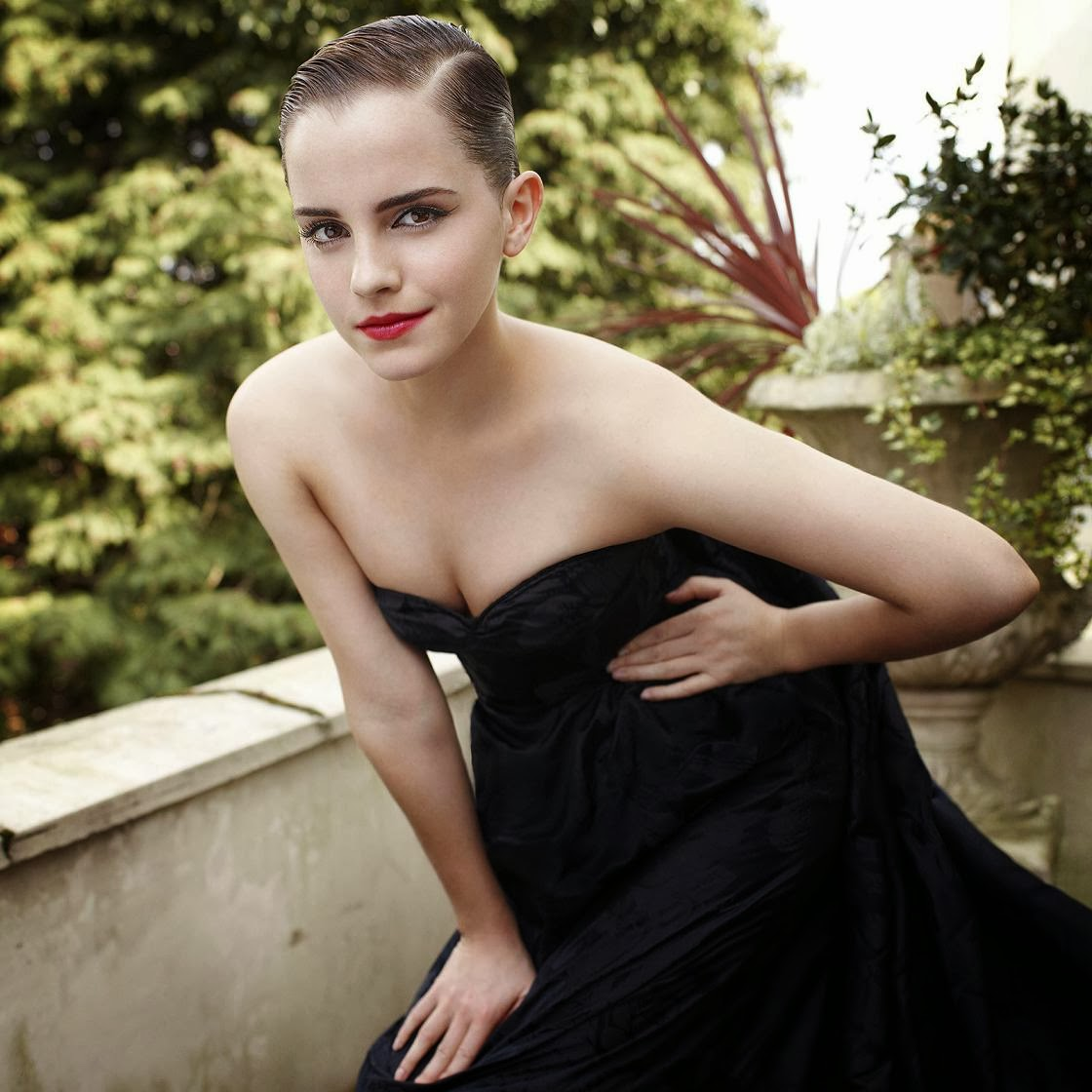 Emma Watson is Magnificent