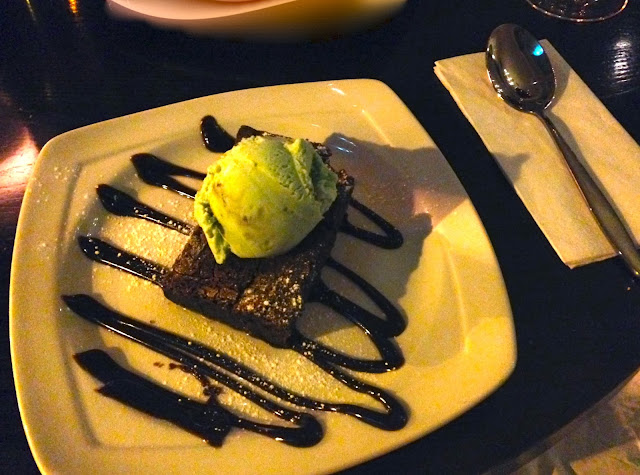 Dark Chocolate Brownie, Brown's Cardiff
