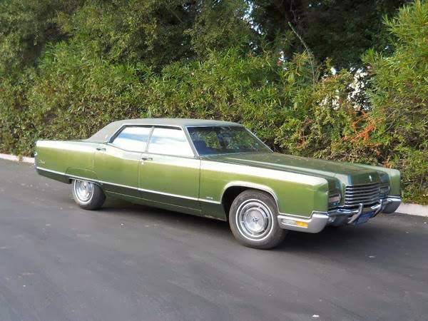 Find This 1971 Lincoln Continental Town Car For In Dublin Ca 5 500 Via Craigslist Tip From Kaibeezy