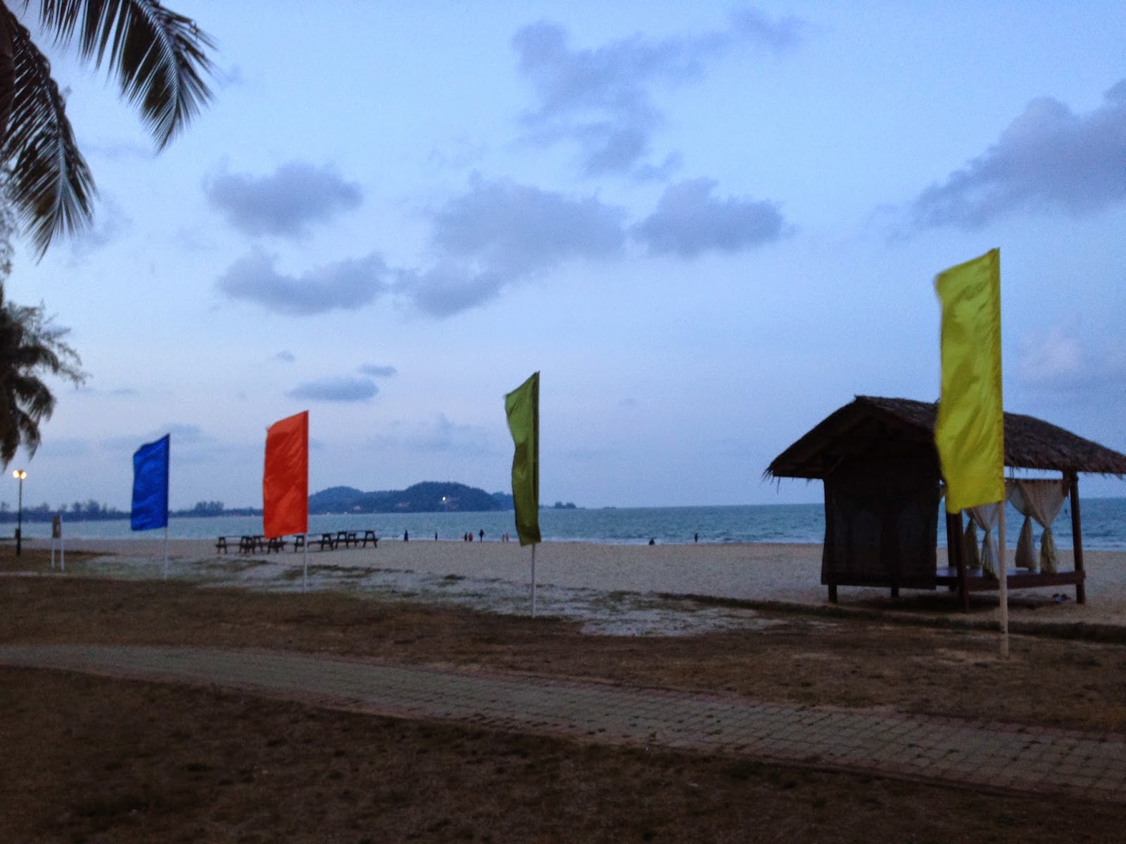 The Legend Resort Cherating - Beach