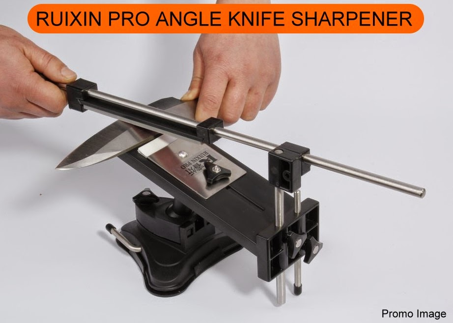 product review ruixin pro angle knife sharpener - Knife Sharpener