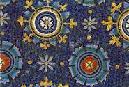 ravenna, mausoleo di galla placidia, particolare
