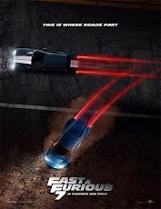 pelicula Fast & Furious 7 (Rápidos y Furiosos 7) (2015)