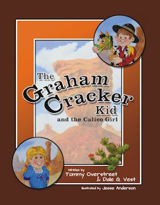 The Graham Cracker Kid and the Calico Girl by Tommy Overstreet