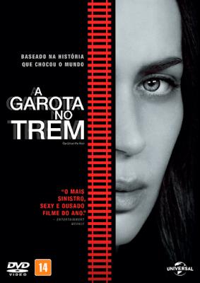 Filme Poster A Garota no Trem