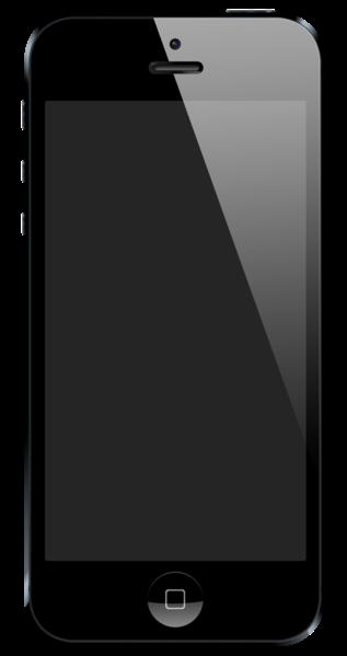 Imagen de un iPhone 5 de Apple