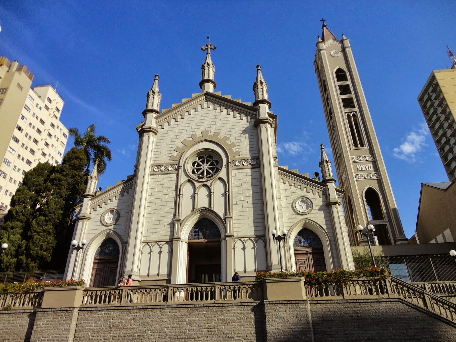 Resultado de imagem para catedral de santa teresa caxias do sul