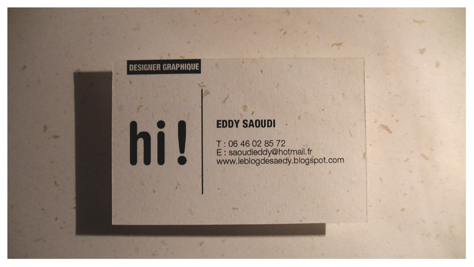 Turbo Le blog de Saedy: carte de visite graphiste originale photoshop  UY16