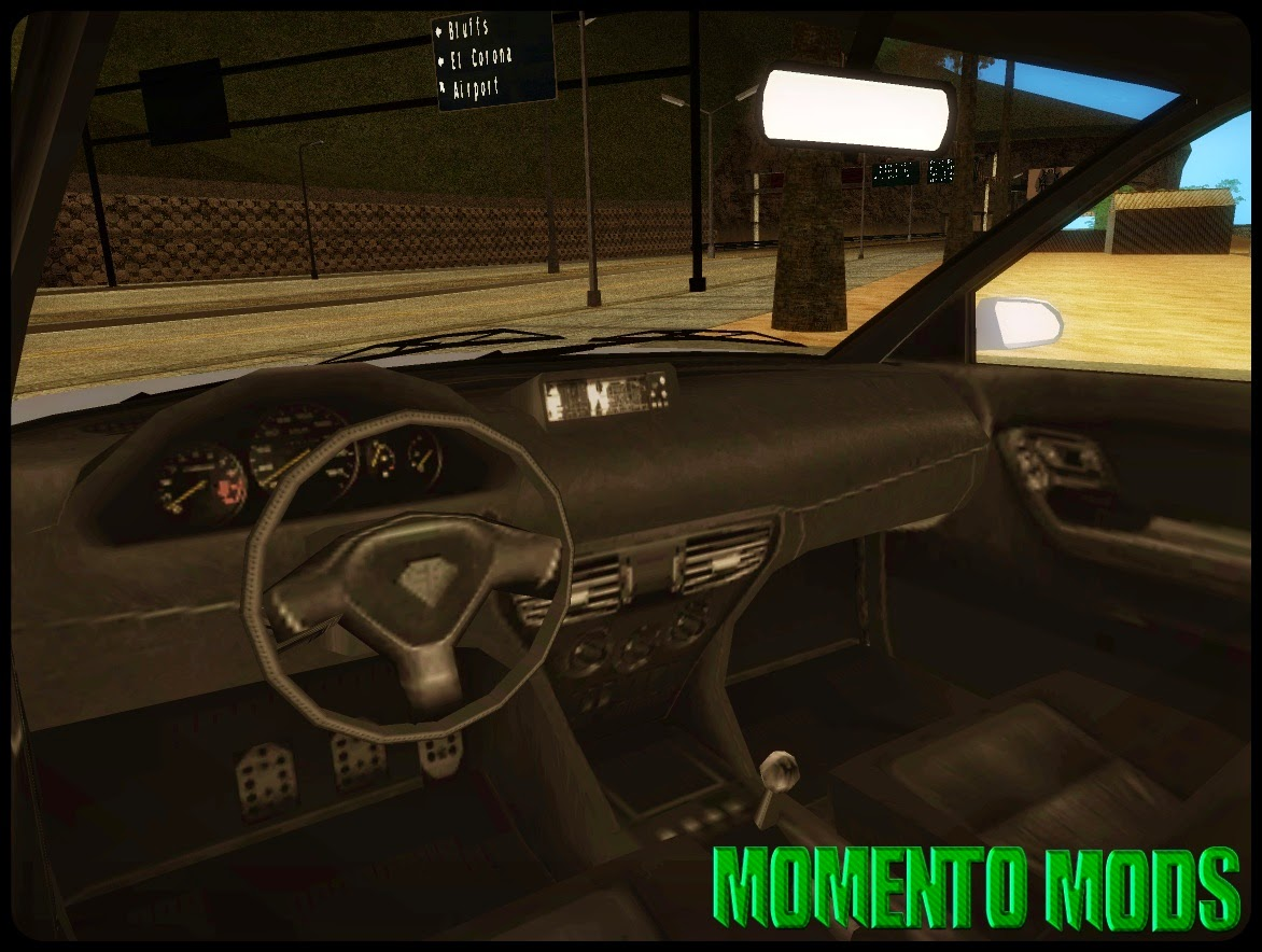 GTA SA - Asterope Convertido Do GTA V