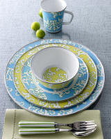 Spring Damask Collection