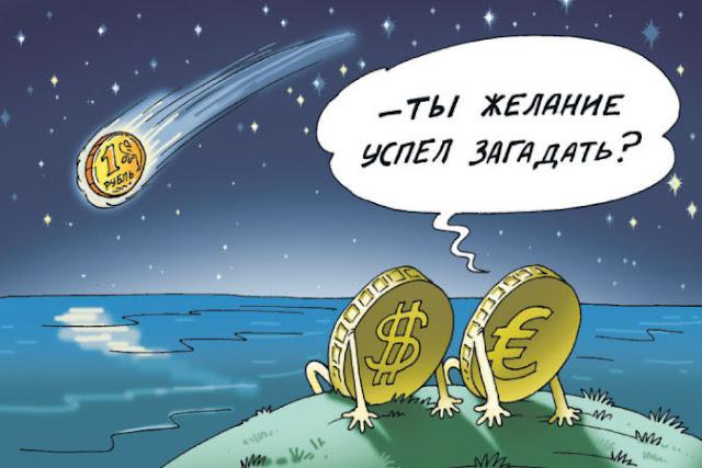 Рубль сегодня: что будет с рублем в 2015 году и 5 причин падения курса рубля