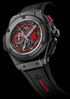 Montre Hublot King Power Red Devil