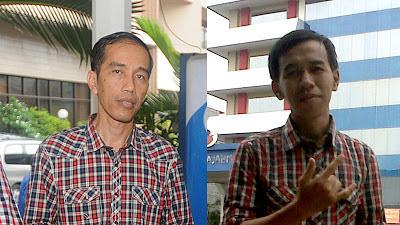 Foto Mirip Jokowi