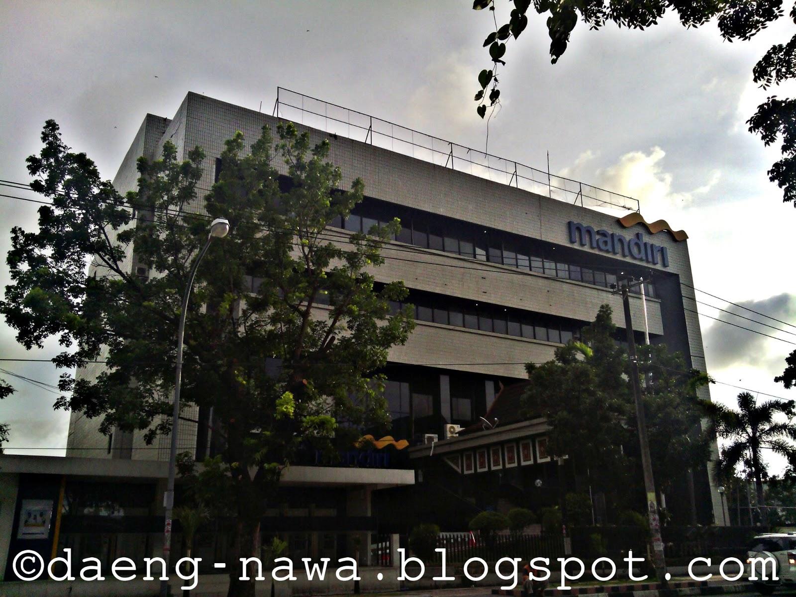 Bank Mandiri Bank Terbaik di Indonesia - Cabang Makassar