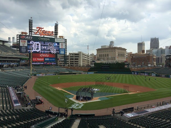 Castellanos back in the Tigers lineup, Suarez still missing