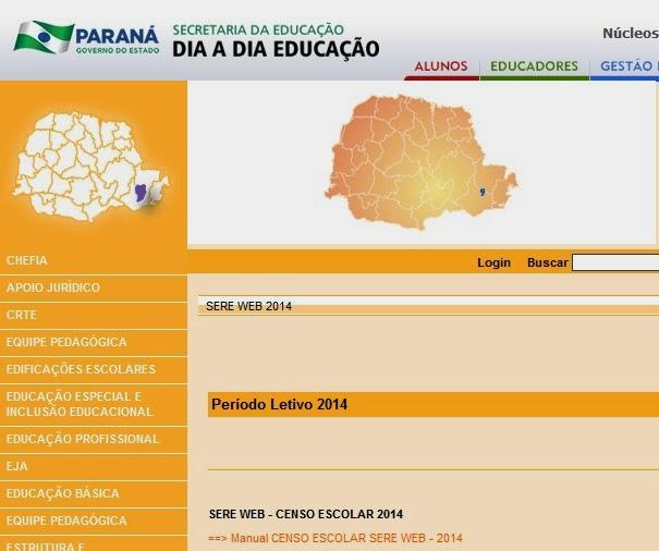 SERE WEB 2014