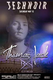 Thomas Jack - Slake - May 10, 2014